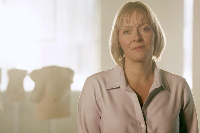 Randa Troughton, breast cancer survivor